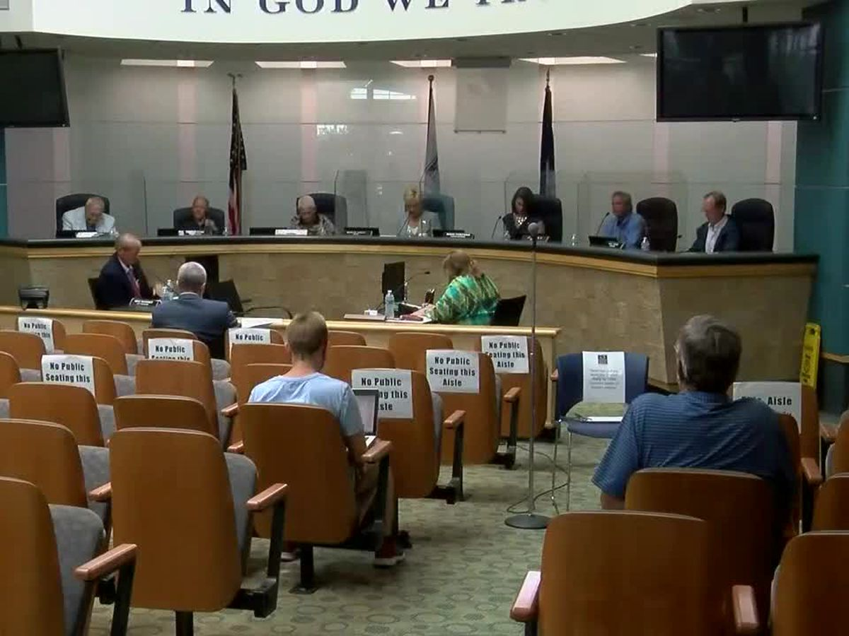 North Myrtle Beach City Council votes to extend state of emergency