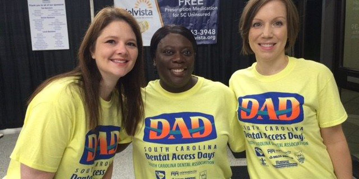 Dental Access Days offers free dental services