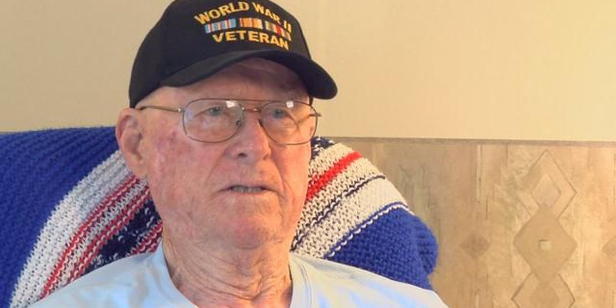 Embrace A Veteran: Mission of 93-year-old WWII veteran was to get troops home