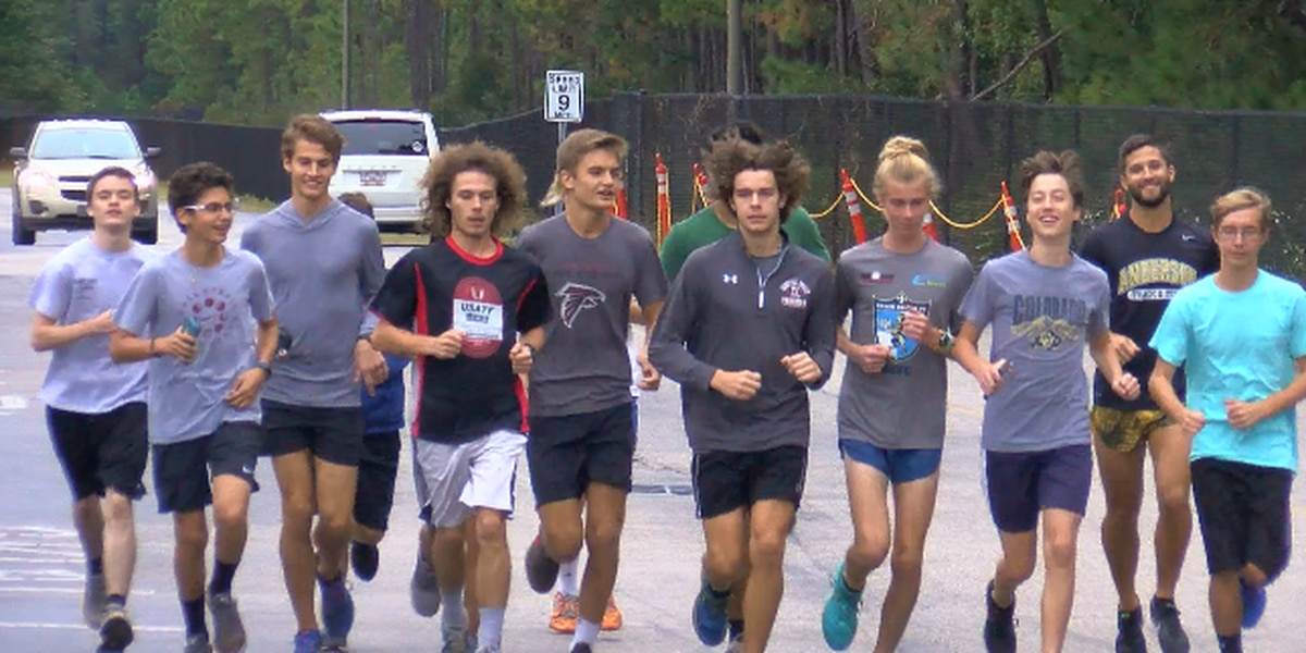 Carolina Forest XC focused on state meet after county, region wins
