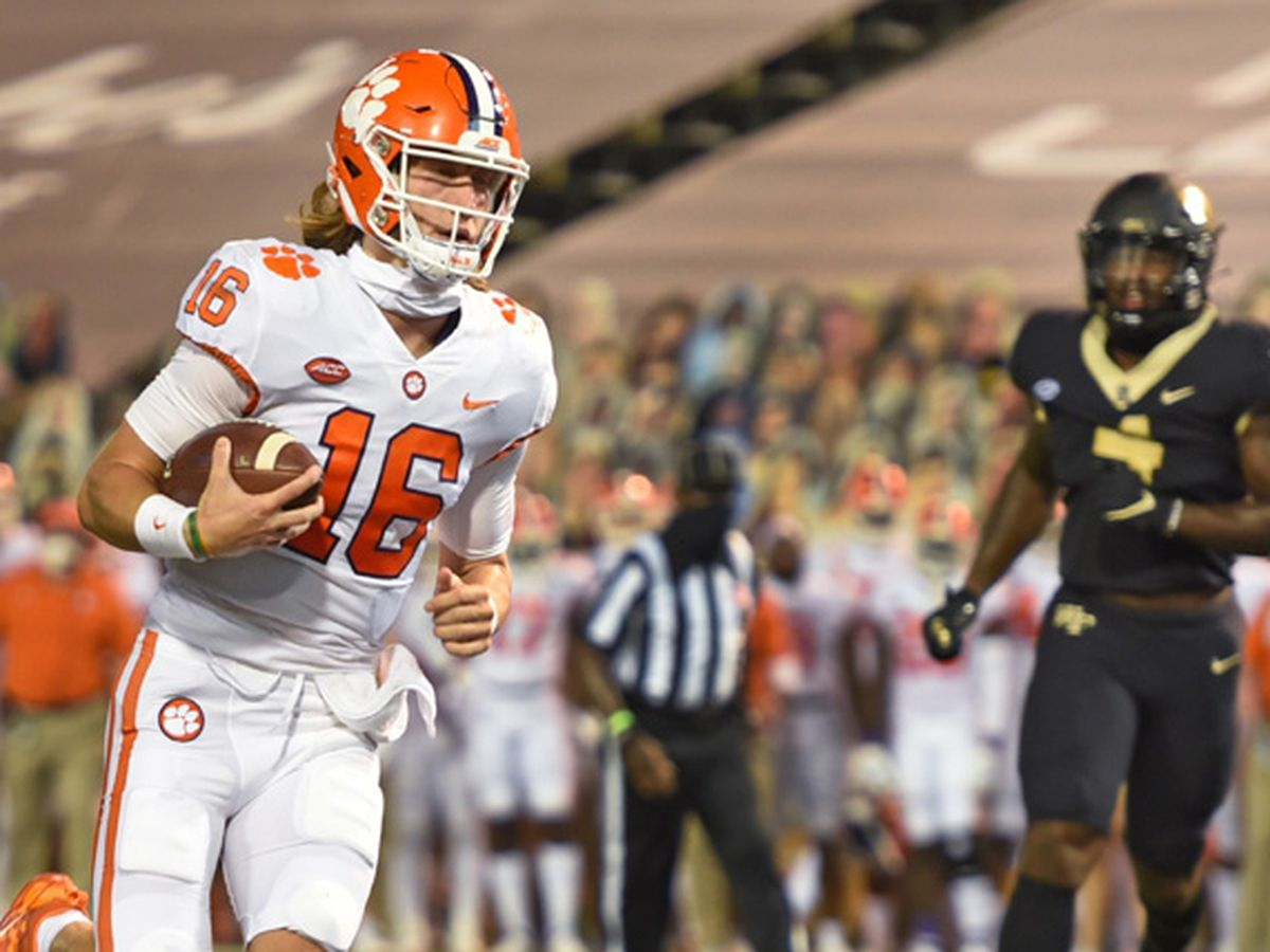 Clemson QB Trevor Lawrence declares for NFL Draft