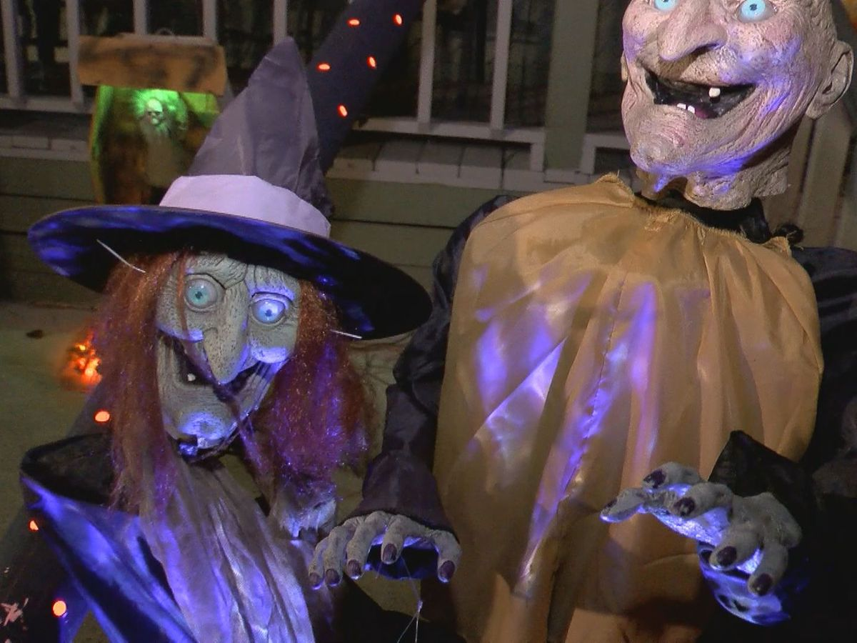 Residents trying candy 'chute,' other alternatives for safe Halloween amidst COVID-19
