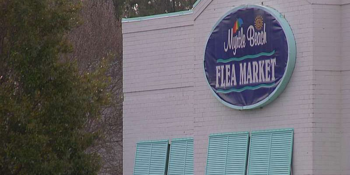 Flea market survives, followed by new life to the Myrtle Beach shopping plaza
