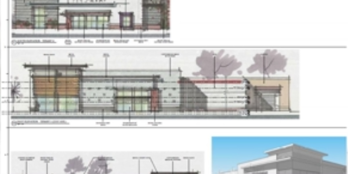 Builders hope retail center at 21st Ave. N. gets greenlight with new design
