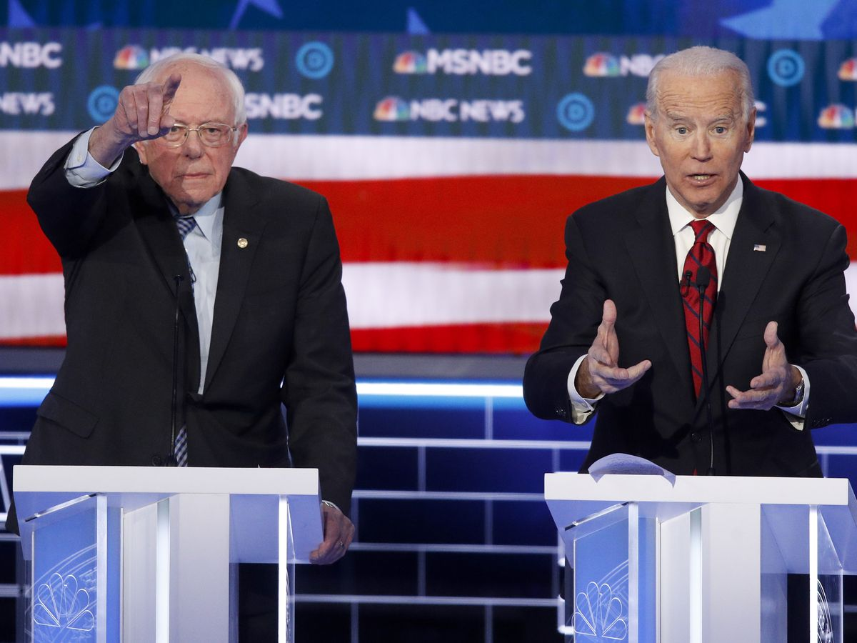New poll reveals tight race as Democratic presidential candidates cross S.C.