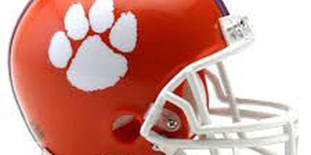 Clemson ranked 2nd in first CFP Poll