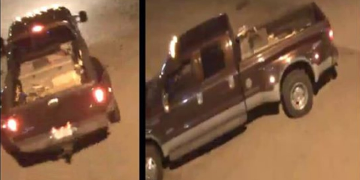 Myrtle Beach police release pictures of vehicle used in bakery trailer theft