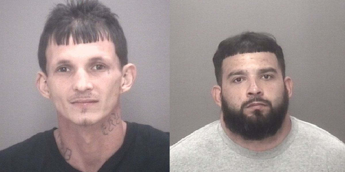 Two men wanted for assault and firing weapon in a home