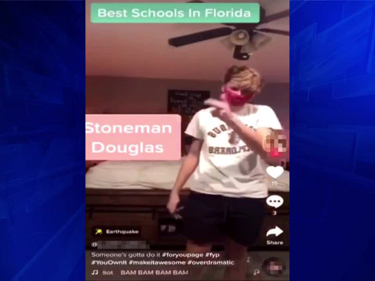 Teen charged in Florida for school shooting threats in music video