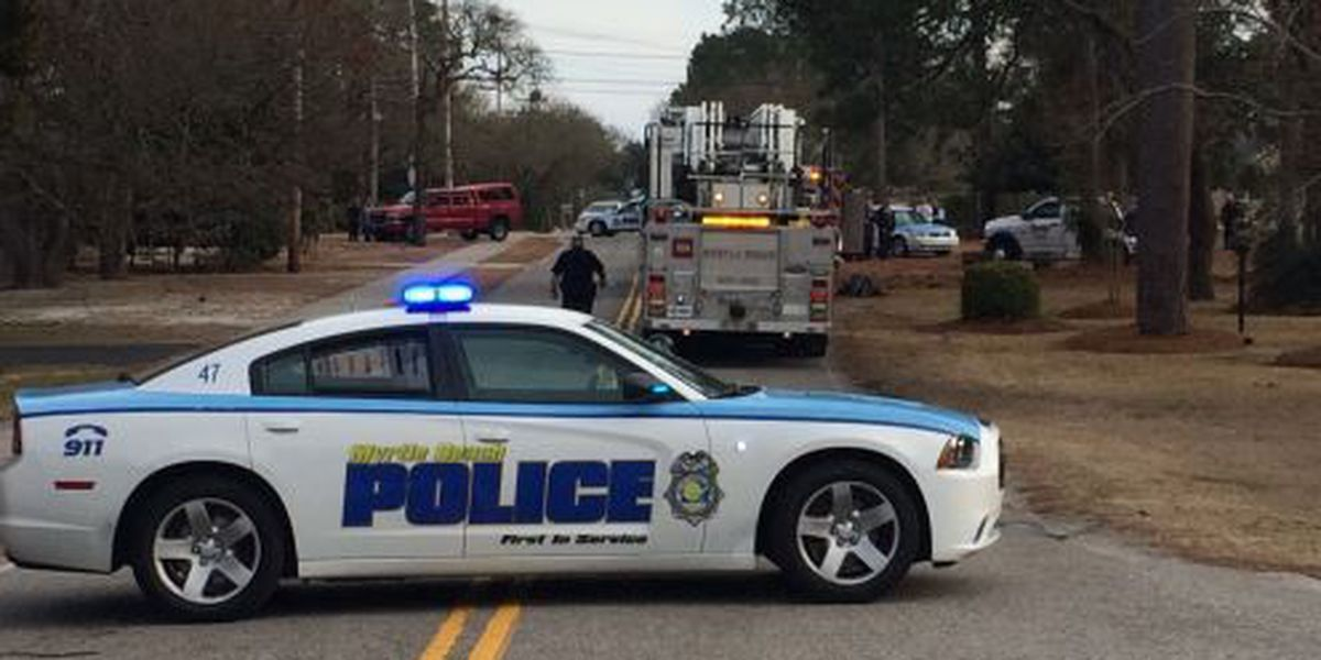 Myrtle Beach Police discover meth lab components near 44th Avenue North