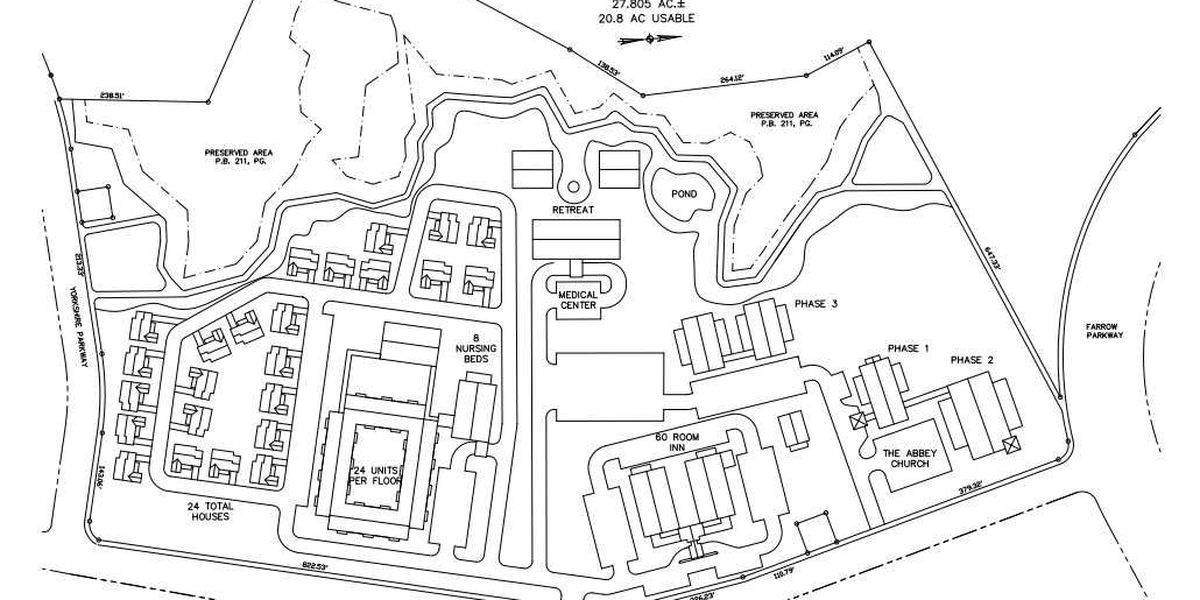 Proposed Market Common development concerns residents