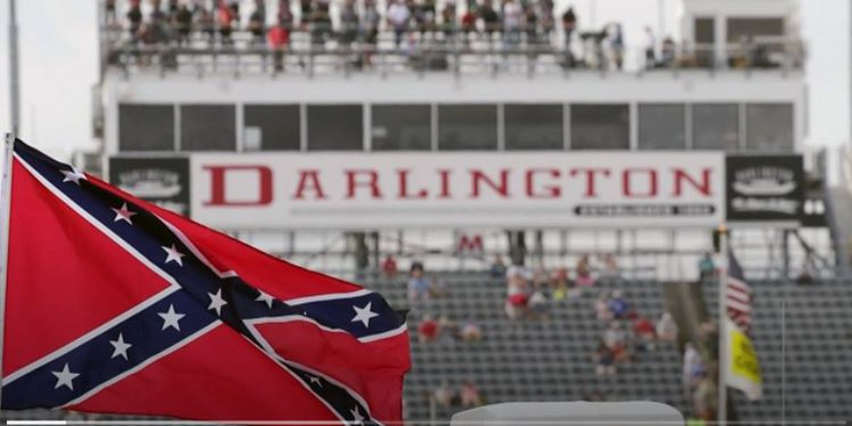 Descendent of Robert E. Lee applauds NASCAR move