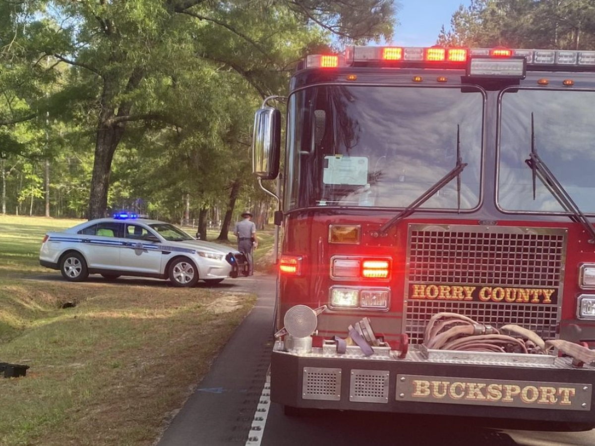 Coroner's office identifies Conway man killed after Jeep crashes into tree