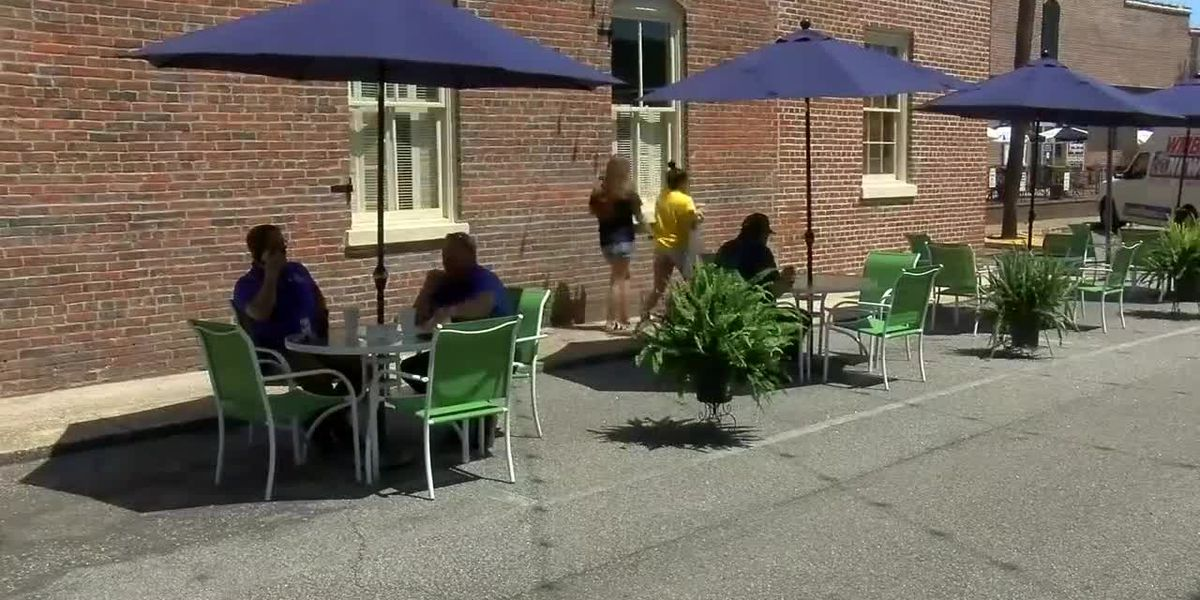 City of Conway issues executive order to help restaurants increase outdoor dining