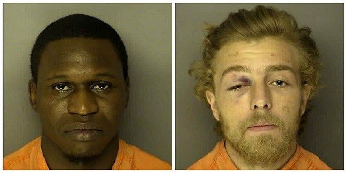 Two arrested after report of shots fired at Remedies bar