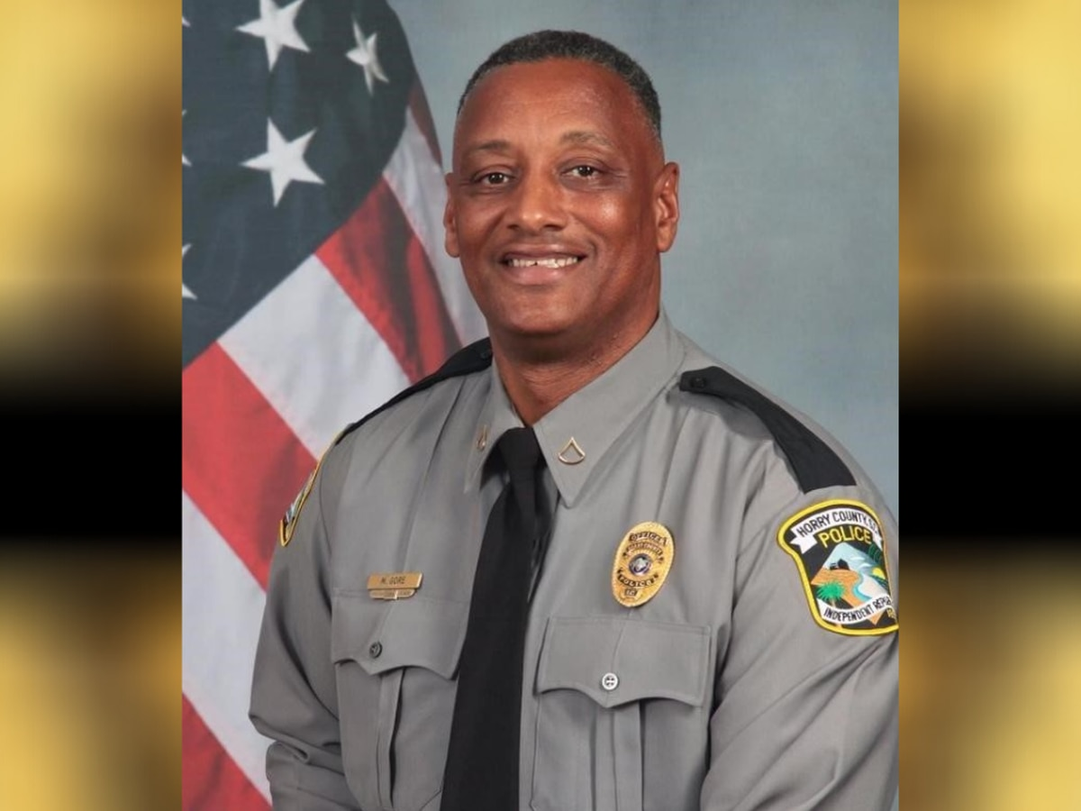 Donations being accepted for family of fallen Horry County police officer
