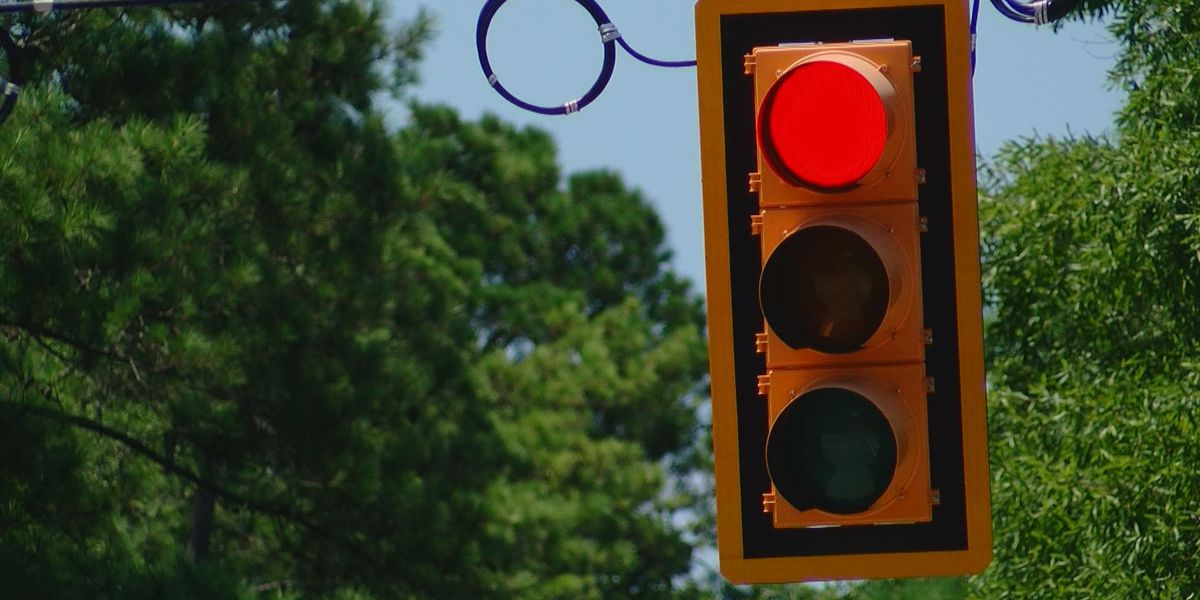 Grand Strand police chief tries new technique to curb red light running