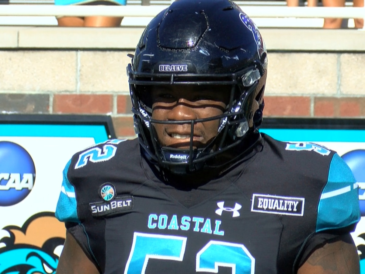 CCU's CJ Brewer named Sun Belt Defensive Player of the Week