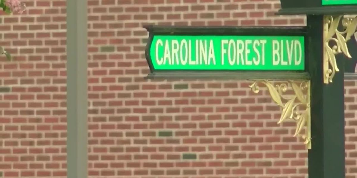 Carolina Forest Boulevard widening project to begin this week
