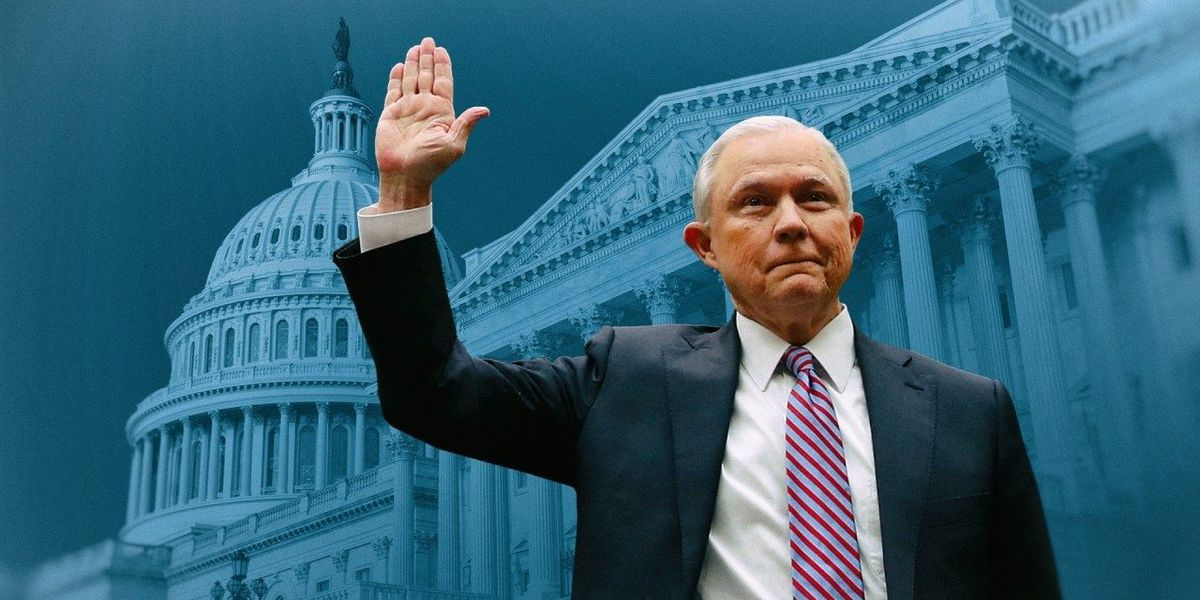 WATCH LIVE: AG Sessions making announcement on admin's violent crime strategies