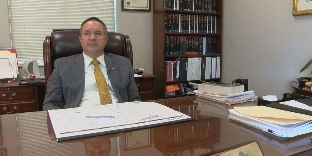 Solicitor Jimmy Richardson breaks down the death penalty in the Dylann Roof case
