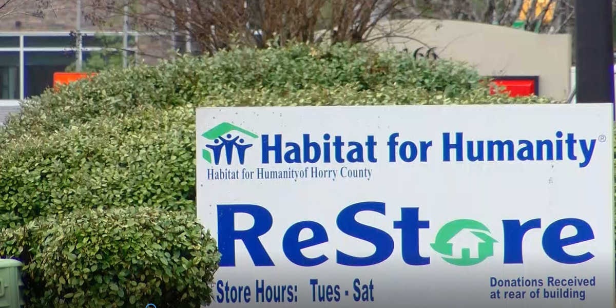 'Truly a blessing': Several Horry County nonprofits get financial boost heading into 2021