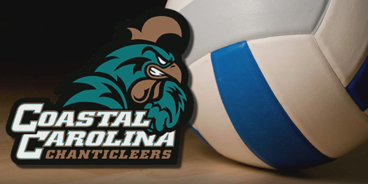 Coastal Volleyball keeps rolling with 3-0 win over Georgia Southern