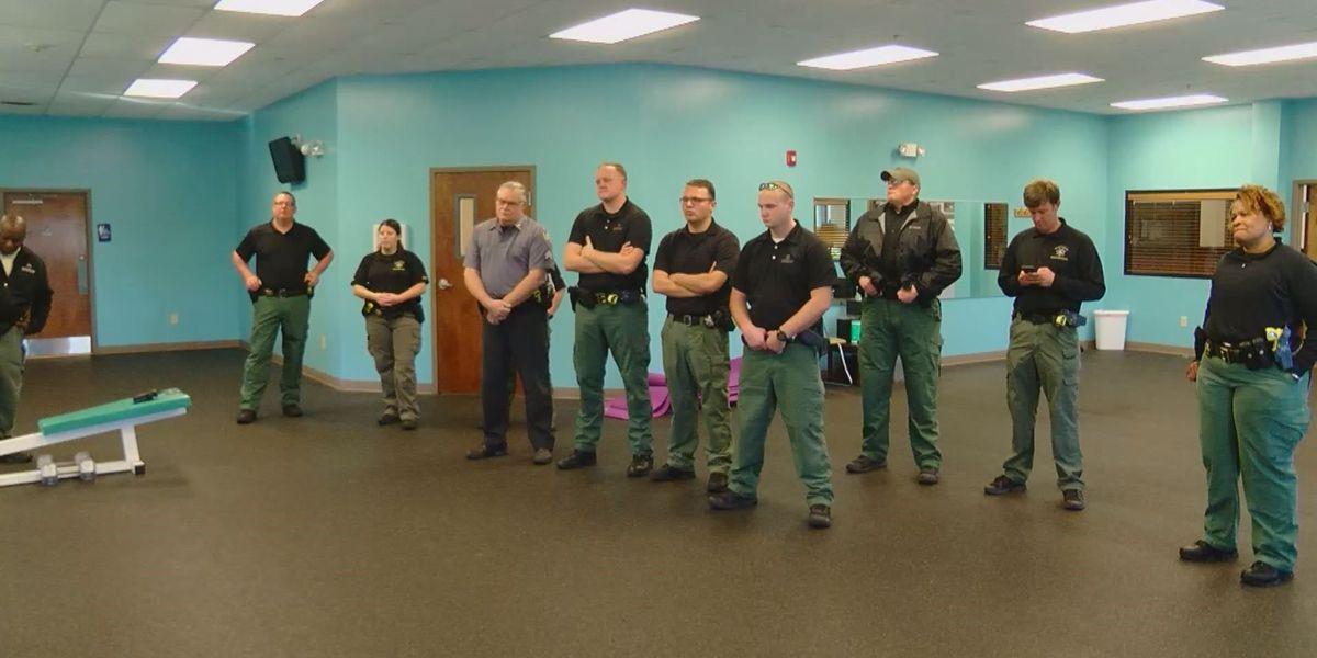Hartsville PD hosts TASER training class