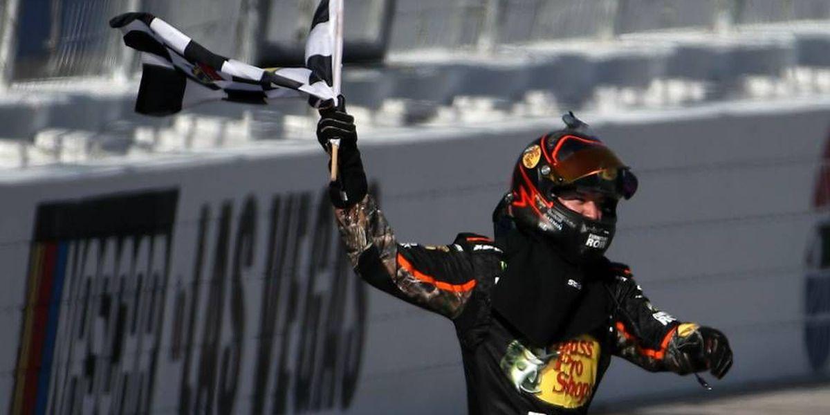Truex Jr. Wins In Las Vegas; Busch and Logano Brawl on Pit Road