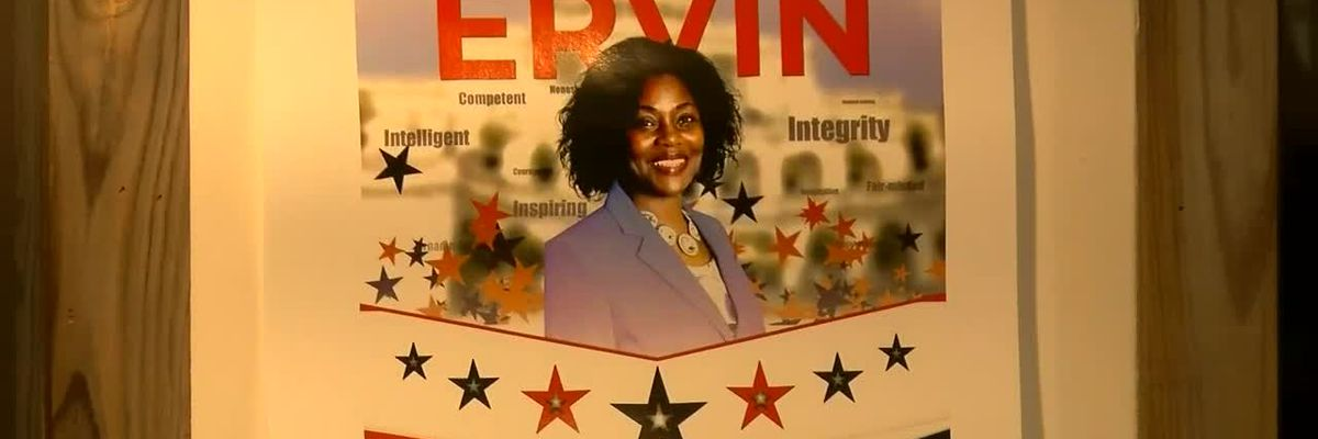 'I love my city': Ervin wins runoff for Democratic nomination in Florence mayoral race