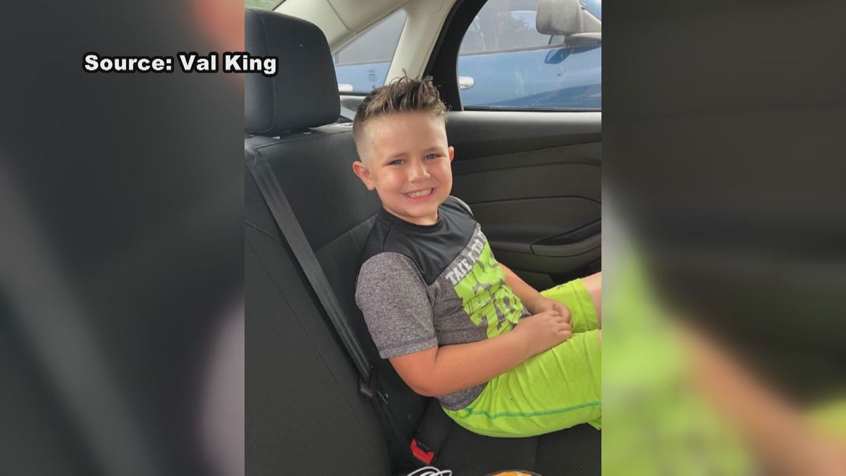Family mourns the loss of 8-year-old boy killed in Thursday crash