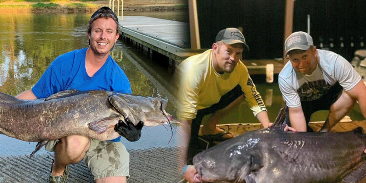 Anglers shatter two N.C. catfish records just weeks apart