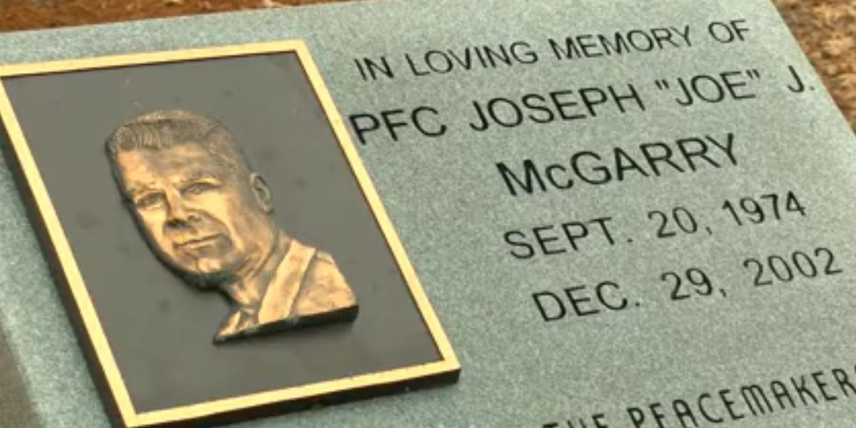'He was a pillar in this community:' MBPD honors fallen officer 16 years after line of duty death