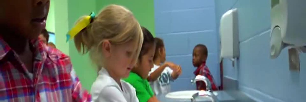 100 Days of Summer Safety: Washing Your Hands