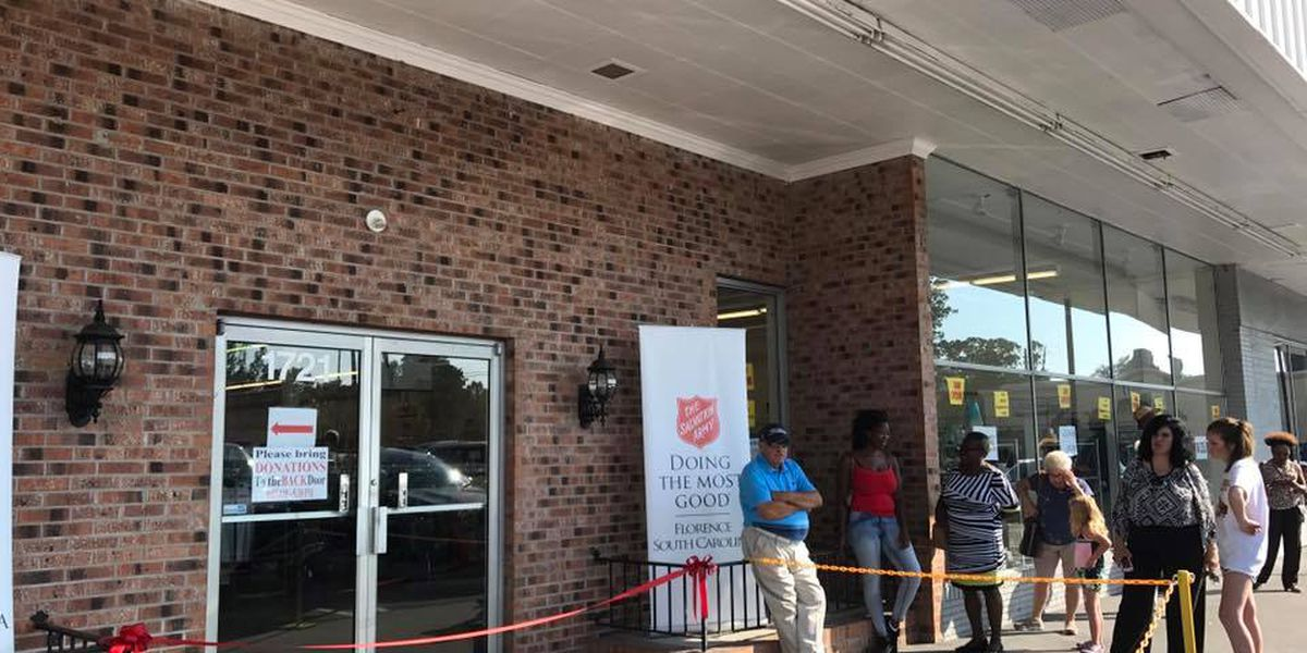 New Salvation Army Family Store opens in Florence