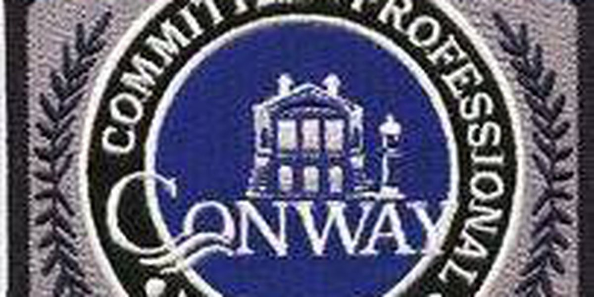 Conway PD to host citizens police academy