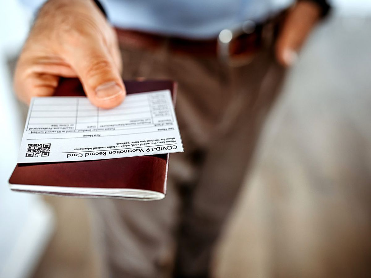 Vaccine passports and summer travel: What we know