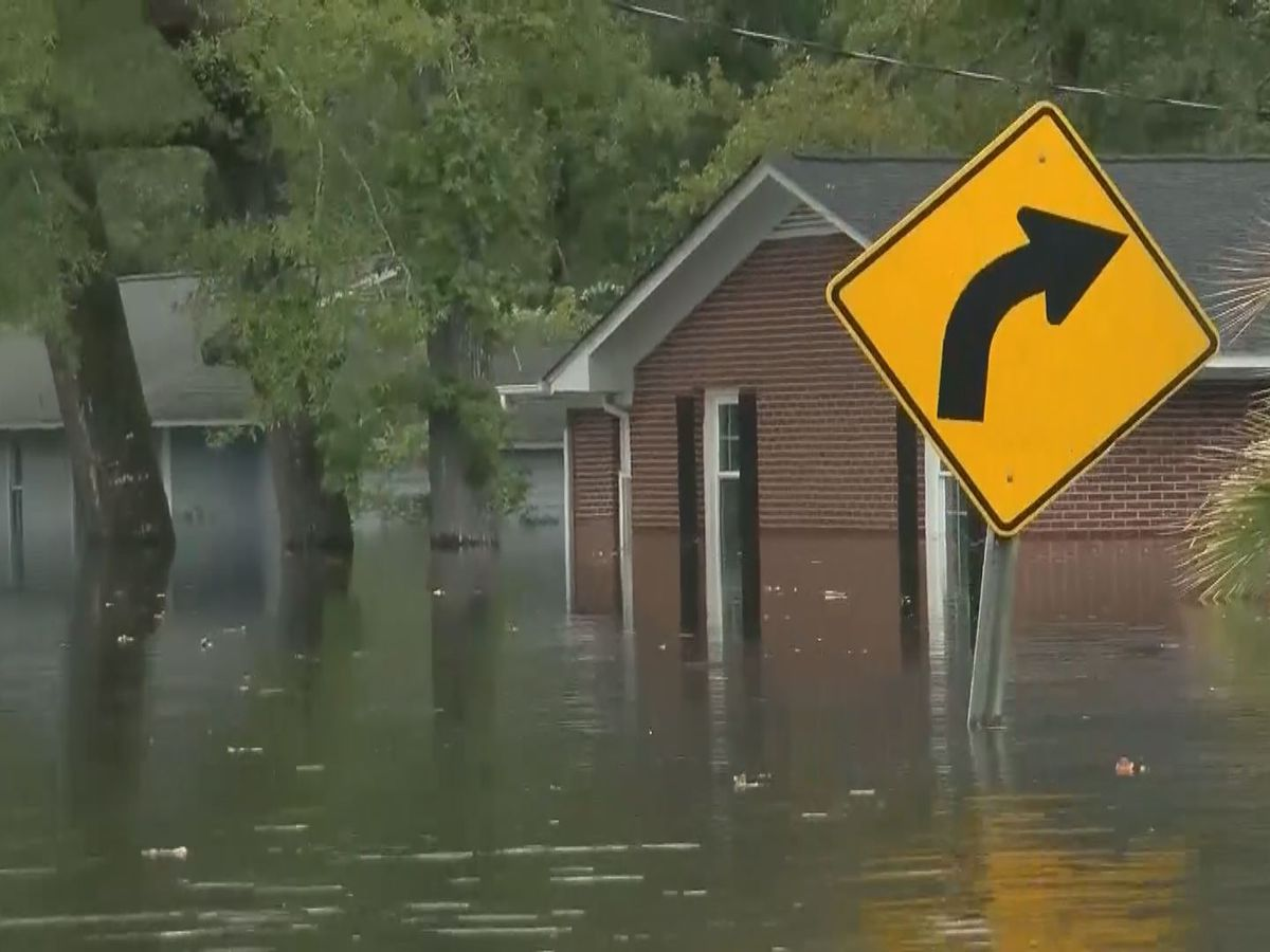 Year in Review: Hurricane Florence flood impacts across the Grand Strand and Pee Dee