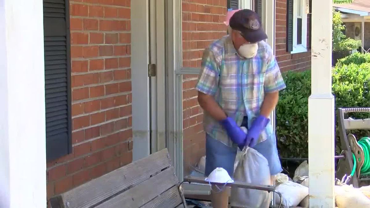 Rosewood neighbors devastated by flooding - LLVOSOT