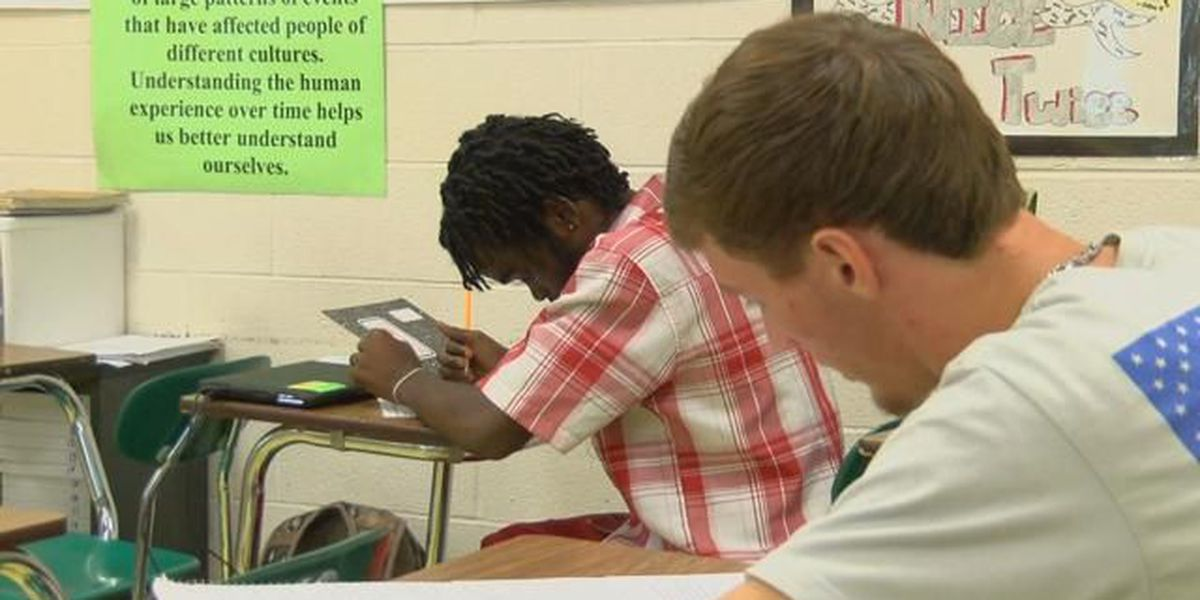 Project RISE kicks off at local high school