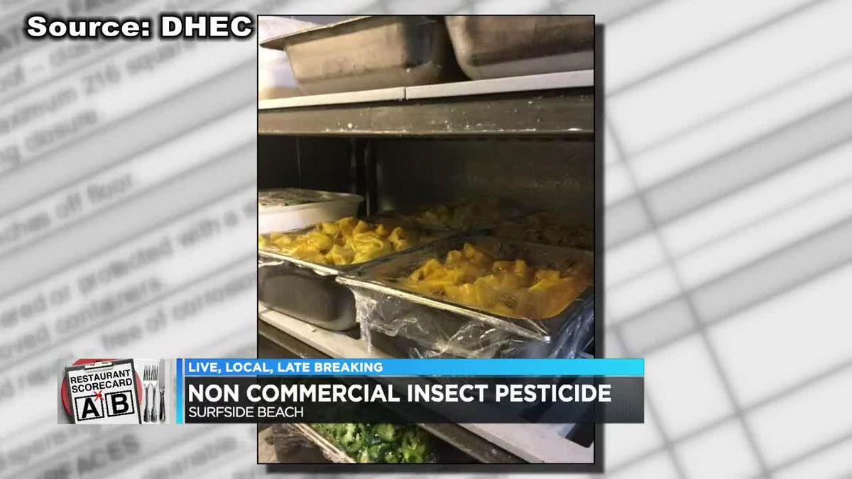 Restaurant Scorecard: Inspectors find foods stored uncovered, a lot of grease build-up