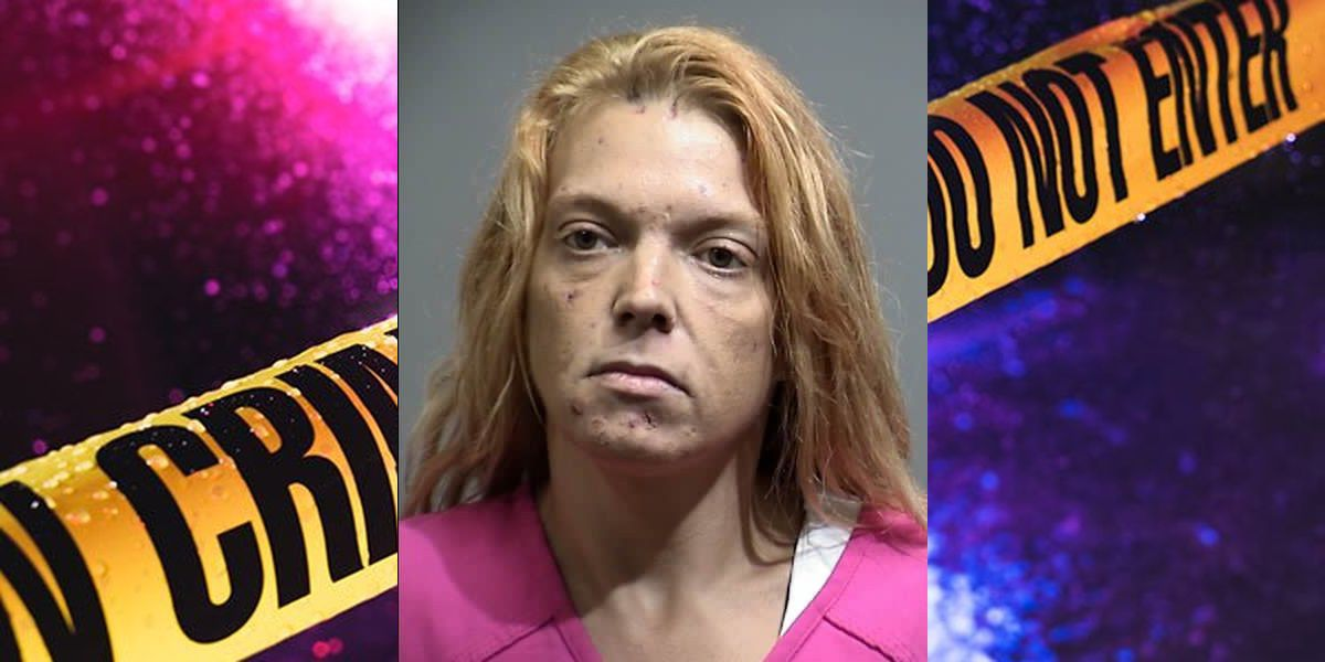 Authorities: Murrells Inlet woman broke victim's finger in home robbery, took cash from gas station