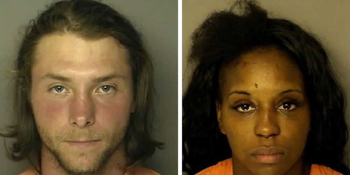 Suspects in two violent incidents are wanted in Horry County