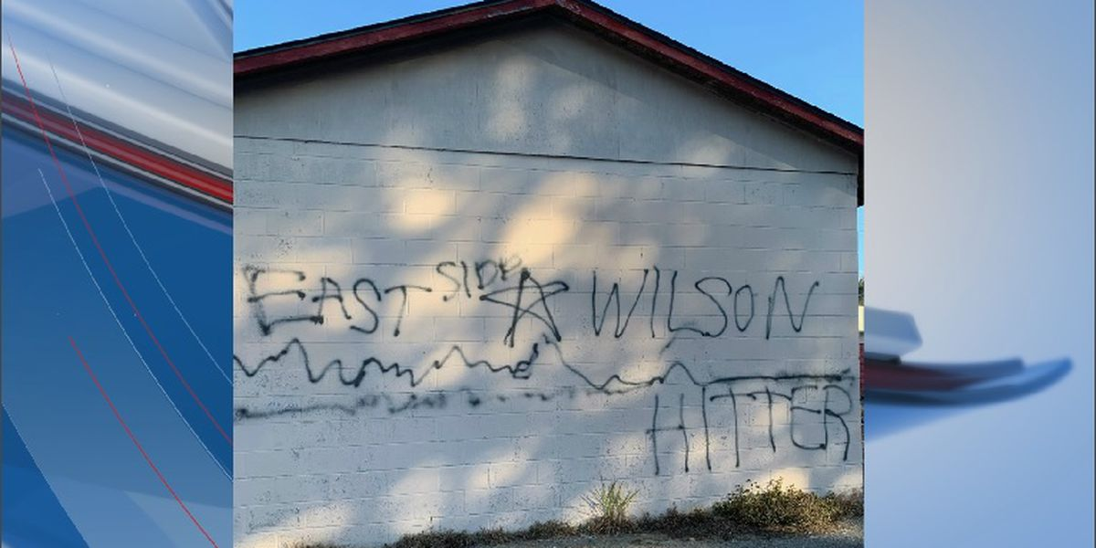 Deputies investigating apparent gang-related graffiti at Pee Dee mobile home park