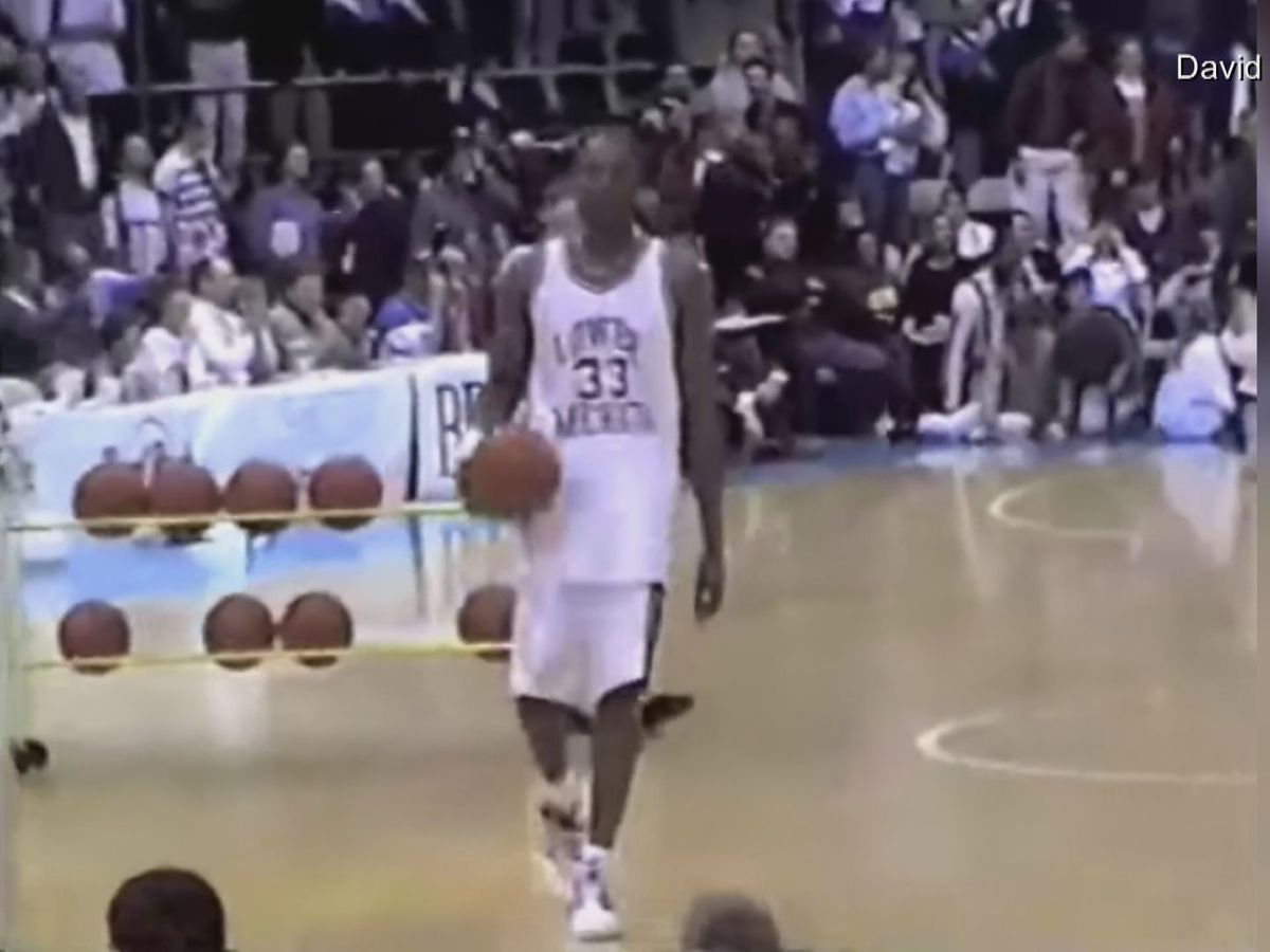 Myrtle Beach community remembers Kobe Bryant's 1995 Beach Ball Classic performance