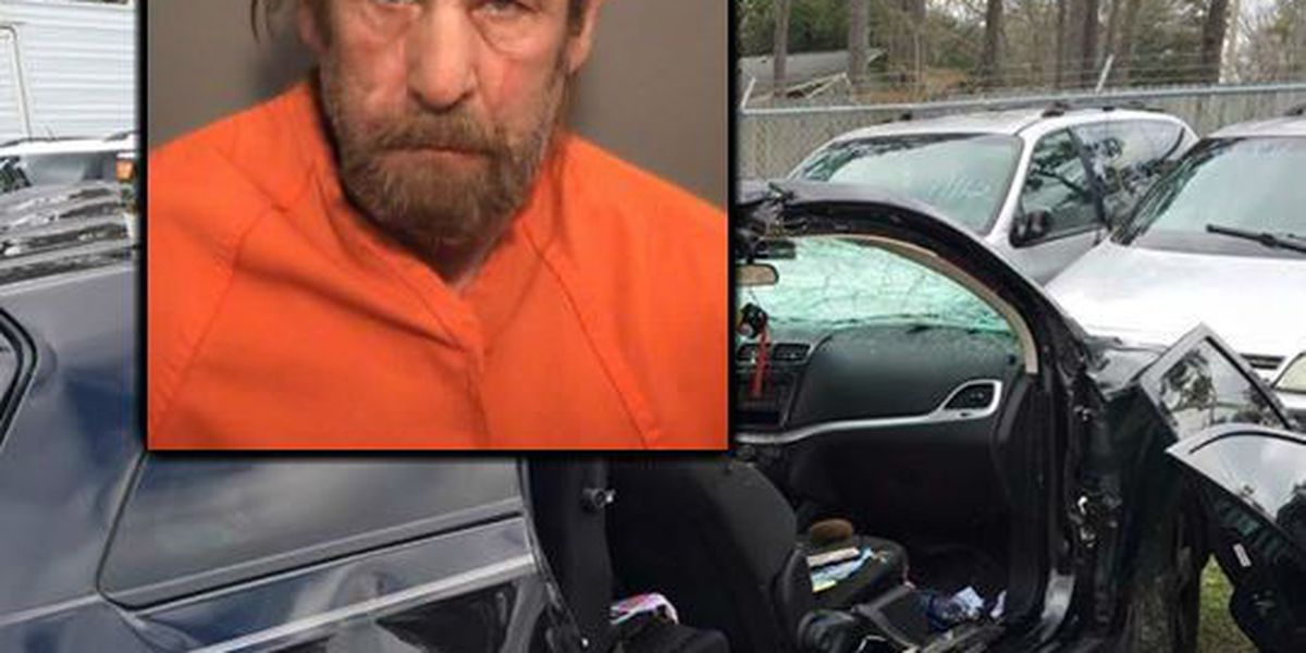 Report: Drunk driver crashes into 2 cars, severely injures woman's spine