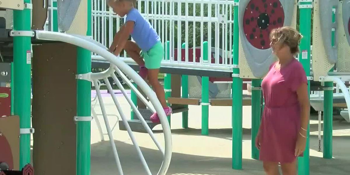 Beware during heat wave: Playground equipment can cause 2nd, 3rd degree burns