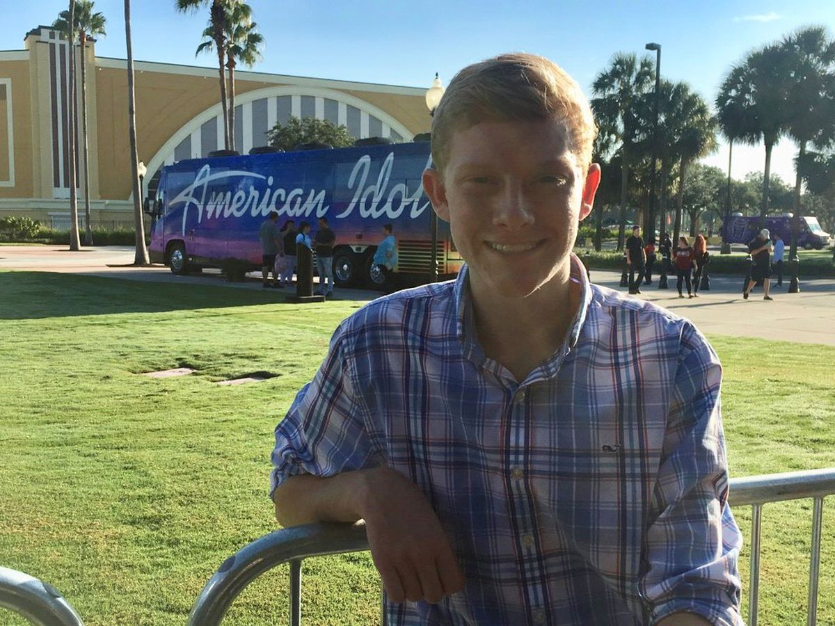Student Spotlight: High school junior tries out for American Idol