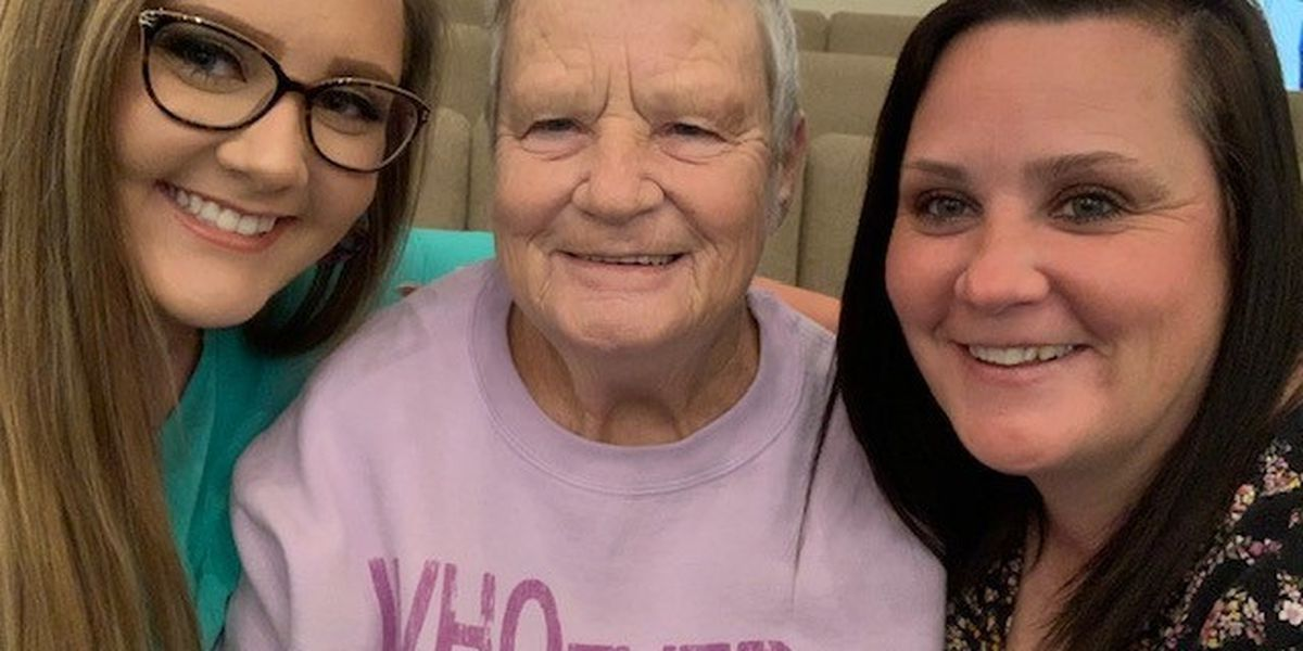 'We're still looking': Conway family searches for grandmother's ashes after being lost in mail for a year