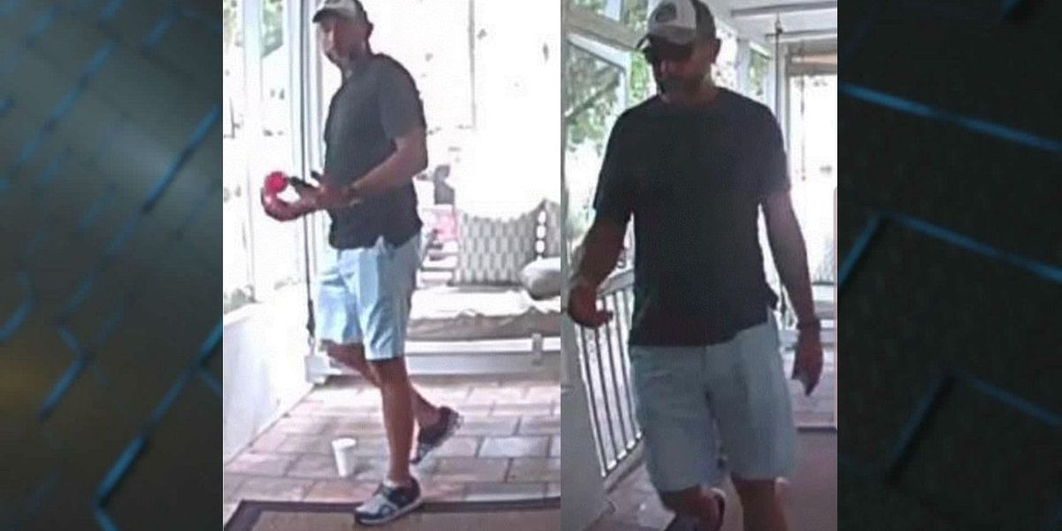 Police look for suspect tied to burglary in North Myrtle Beach's Crescent Beach area